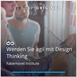 This Adaptive Learning course co-edited with Fabernovel Institute teaches you Design Thinking, which characteristic is the implication of the end-user. This course puts you in situation: become the hero!