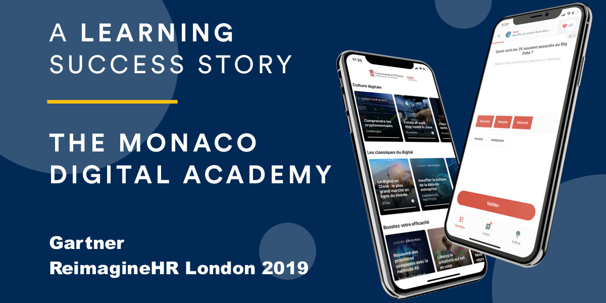The Monaco Digital Academy: a Learning Success Story