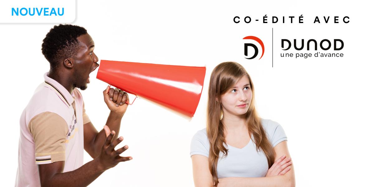 La communication, un nouveau cours co-édité avec DUNOD
