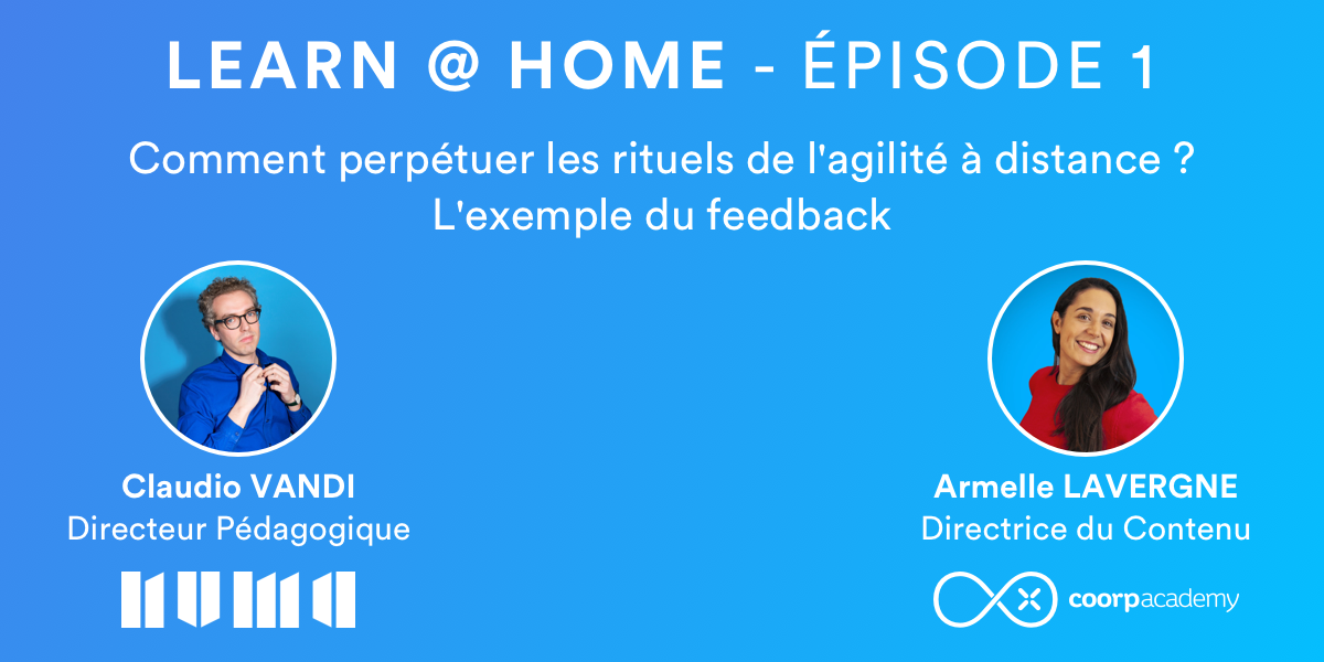 Webinar Learn at Home épisode 1