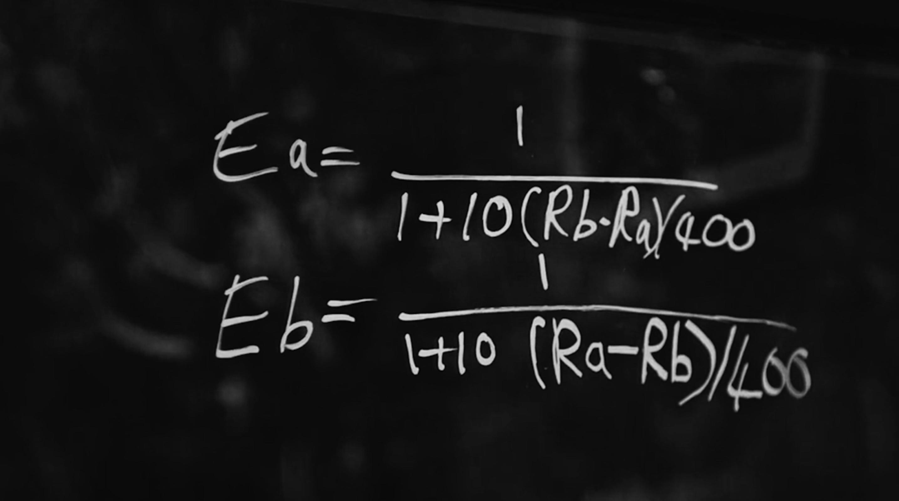Formule Classement Elo